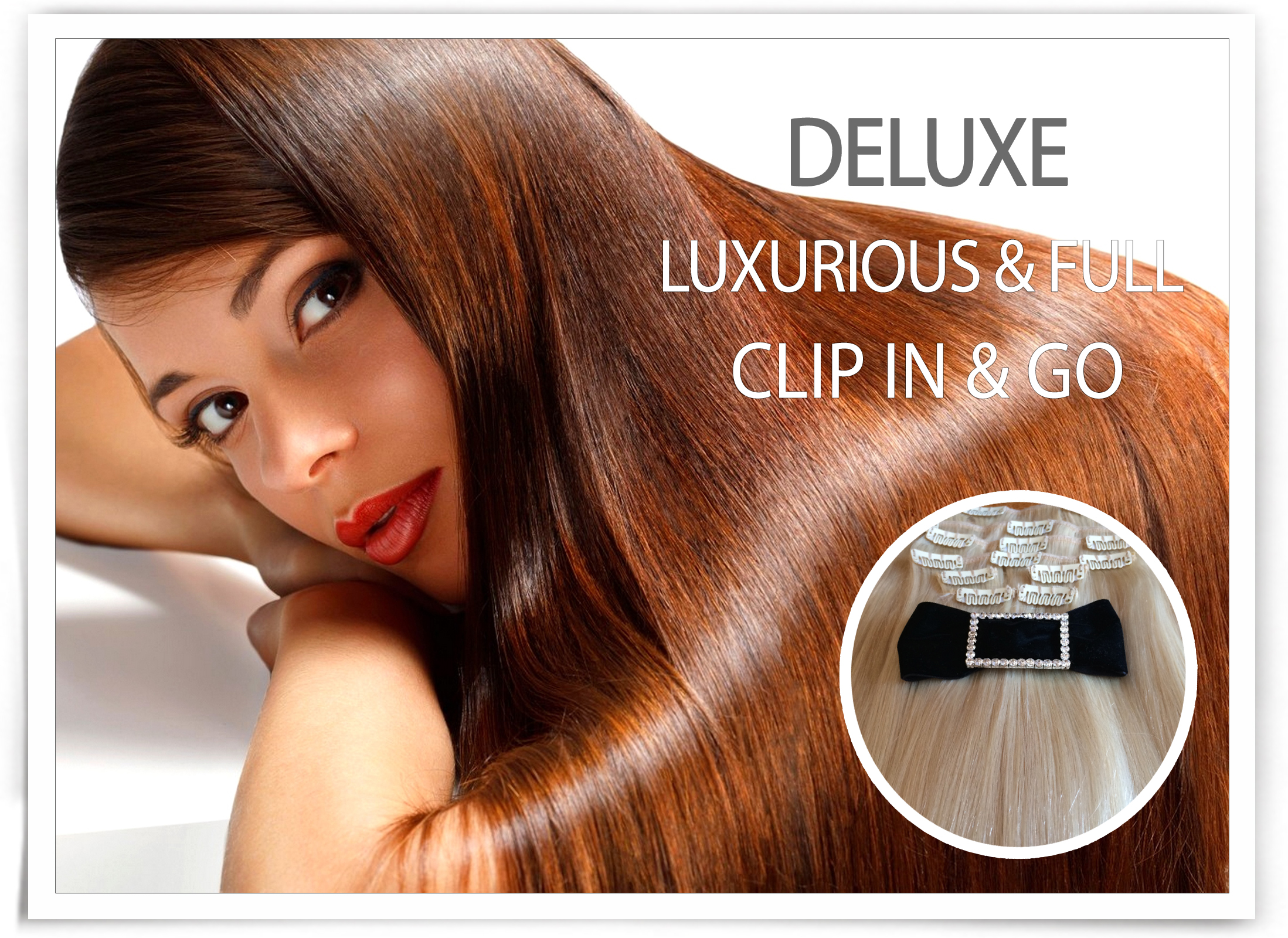 Clip In Hair Extensions Melbourne Clip In Hair Extensions